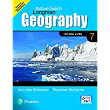 ActiveTeach: Geography 4E - for ICSE Class 7 By Pearson