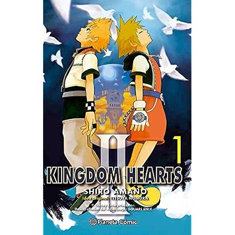 Kingdom Hearts II - Número 1