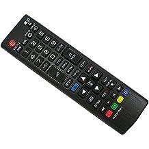 allimity Reemplace el mando a distancia AKB73715601 para LG TV 55LA690V 55LA691V 55LA860V 55LA868V 55LA960V 47LN570V 47LN575V 47LN575V
