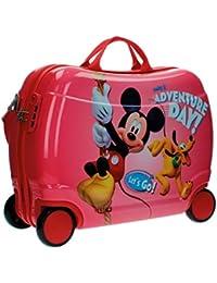 Disney ABS Maleta Rigida Cabina Ruedas Trolley Convertible en Mochila