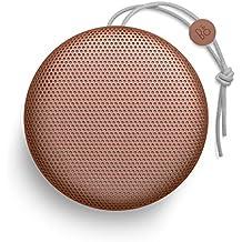 B&O PLAY by Bang & Olufsen A1 Enceinte Nomade Bluetooth, Tangerine