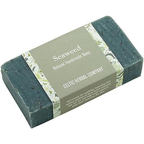 El Celtic Herbal jabón hecho a mano, de la alga marina