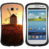LASTONE PHONE CASE / Suave Silicona Caso Carcasa de Caucho Funda para Samsung Galaxy S3 I9300 / Sunset Beautiful Nature 45