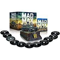 "Mad Max Anthologie High-Octane Collection - Edition limitée coffret voiture et version inédite ""Black and Chrome"" du film Mad Max Fury Road"