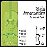 APC CORAMA -  Cuerdas para Instrumento: Tradicional portugués - Amarantina