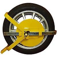 ALTA QUALITÀ, FULL FACE PER RIMORCHIO AUTO CARAVAN-BLOCCA RUOTA AD ALTA SICUREZZA, 33,02 CM (13