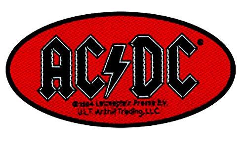 Toppa Ac - / DC Logo ovale