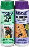 Nikwax Tech Wash / TX.Direct Wash In Twin Pack