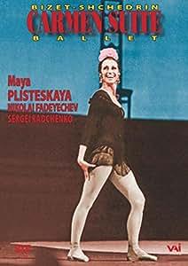 Carmen Suite Ballet (Shchedrin) Plisetskaya, Godunov, Bolshoi