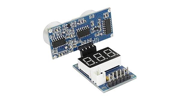 Entfernungsmesser Ultraschall Test : Uzinb ultraschall entfernungsmessmodul test board zur amazon