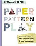 Lotta Jansdotter Paper Pattern And Play