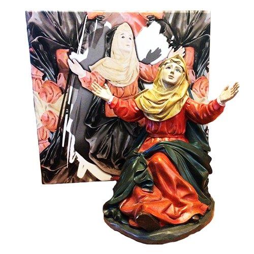 Figura Virgen la Dolorosa (16 cm.)