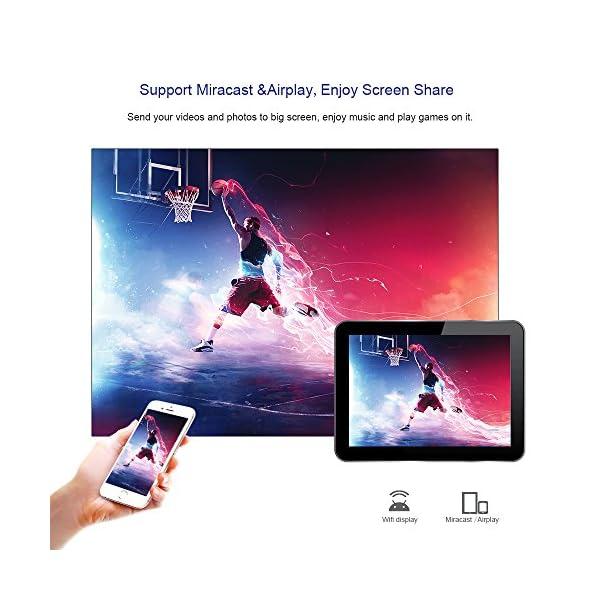 OTHA-Videoprojecteur-Mini-Projecteur-Portable-Andorid-71-Pico-DLP-Vidoprojecteurs-1080P-Full-HD-Home-Cinema-avec-USB-Wifi-BluetoothHDMI-IN-pour-Miroir-iPhoneAndroidPCPS4-Jeux