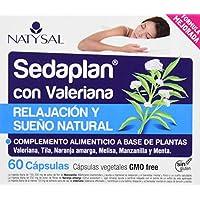 Natysal Sedaplan con Valeriana - 60 Cápsulas