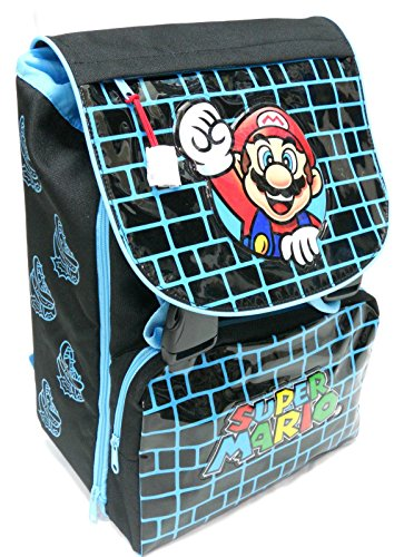 50ec19bd1 Cartorama 01058088 Zaino Estensibile Super Mario