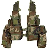 MFH Gilet tattico South African Assault Vest Woodland