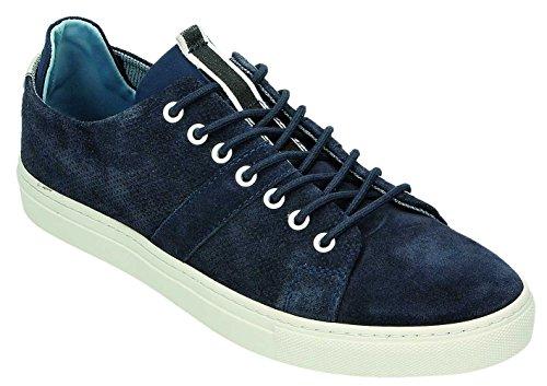 klondike-scarpe-stringate-uomo-blu-dunkelblau-blu-dunkelblau-40-eu