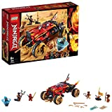 LegoNinjago70675 Katana 4x4, Bauset - LEGO