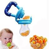 Cisixin Silikon Schnuller Baby Schnuller Kinder Kreativ Silikon Schnuller für Mädchen,Junge Obst und Gemüse Ergänzende