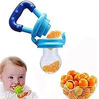 Cisixin bebé alimentación infantil fruta suave chupete tetina silicona?alimentos frescos Alimentación para bebés Safe Baby Supplies