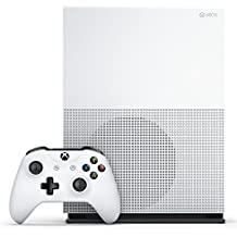 Microsoft Xbox One S 500GB Console and Wireless Controller (Renewed)