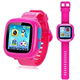 YNCTE Juego Smart Watch para niños con cámara Digital Juegos Pantalla táctil, Cool Toys Reloj Regalos para niñas niños ...