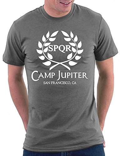 Camp Jupiter T-shirt Darkgrey