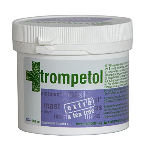 Trompetol Hanfsalbe extra mit Teebaumöl 300 ml