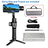 Freevision VILTA M Pro 3-Axis Stabilized Handheld Gimbal for Smartphone +Carry Bag...