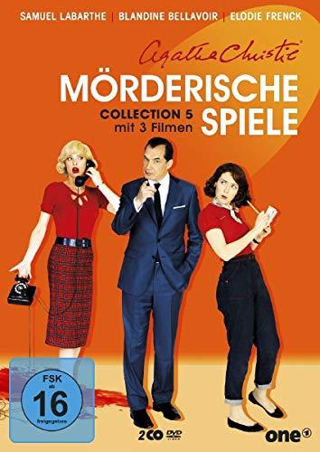 Agatha Christie - Mörderische Spiele: Collection 5 (2 DVDs)