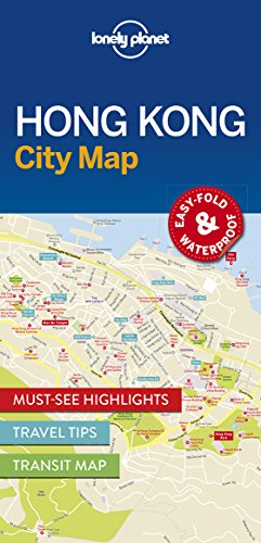 Hong Kong City Map (Travel Guide)