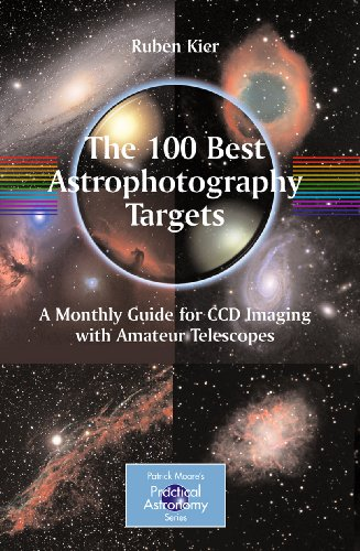The 100 Best Astrophotography Targets: A Monthly Guide for CCD Imaging with Amateur Telescopes (The Patrick Moore Practical Astronomy Series) (English Edition)