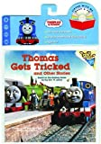 Thomas Gets Tricked Book & CD (Book and CD) by Rev. W. Awdry (2005-01-05)