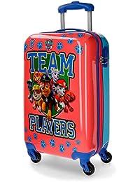 La Patrulla Canina Team Players Children's Luggage, 55 cm, 33 liters, Red (Rojo)