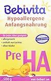 Bebivita Pre HA Hypoallergene Anfangsmilch