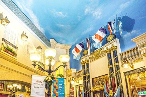 hansepuzzle 12685 Gebäude - Hotel Paris, 2000 Teile in hochwertiger Kartonbox, Puzzle-Teile in wiederverschliessbarem Beutel. -