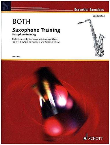 Saxophon-Training: Tägliche Übungen für Anfänger und Fortgeschrittene. Saxophon.