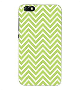 PrintDhaba Pattern D-5332 Back Case Cover for HUAWEI HONOR 4X (Multi-Coloured)
