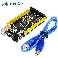 Mega 2560keyestudio Mega 2560ATmega256016U2sviluppo scheda di controllo per Arduino Compatibile