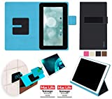 reboon Hülle für Blaupunkt Endeavour 700 BN Tasche Cover Case Bumper | in Schwarz | Testsieger