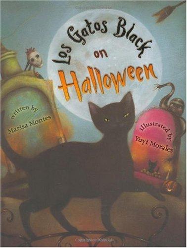 alloween by Marisa Montes (2006-08-22) (Gato Halloween)