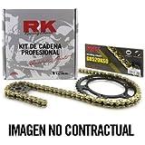 RK - KC144332/54 : Kit transmision plato piñon cadena RK 428H (14-42-146)
