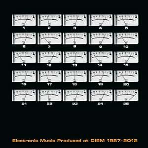 Diem 25 Anniversary 25e Anniversaire De L'Institut Danois De Musique Electronique