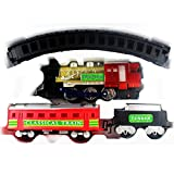 #5: Saisan Train for Kids with Big Track with Light and Sound
