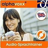 alphavoxx Englisch Basis 1 + 2 - Audio-Sprachtrainer mit Vokabeln, Sätzen und Redewendungen für MP3-Player inkl. Textsprachtrainer -