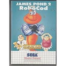 James pond 2 robocod - Master System - PAL