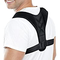 Verstellbare Haltungskorrektur Geradehalter Schulter Rücken Haltungsbandage Schlüsselbein Schulter unterstützung... preisvergleich bei billige-tabletten.eu
