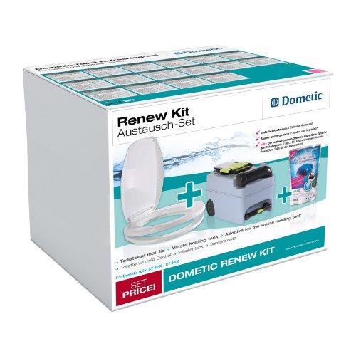 Dometic 9103540058 Renew Kit Austauschset für Dometic Campingtoilette CT 3000 und CT40002 Test