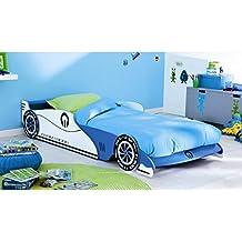 Kinderbett auto blau  Suchergebnis auf Amazon.de für: kinderbetten auto