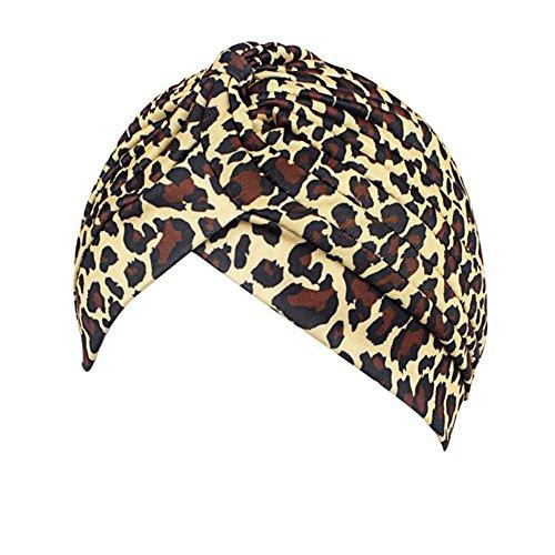 FRAUIT Damen/Herren Regenbogen Print Turban Hut Aladdin Chemo Hut Mütze Beanie Schal Indischer Turban Kopf Verpackungs-Kappe Drucken Kopftuch für Haarverlust, Krebs, Chemotherapie (Verkauf Für Verrückte Hüte)